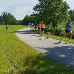 37. jooks ümber Pühajärve - Kauri Kõiv (4), Jaanus Kallaste (5), Karel Tammjärv (8), Martin Vilismäe (652)