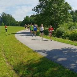 37. jooks ümber Pühajärve - Esko Järvi (19), Luna-Aleksandra Lagoda (426)