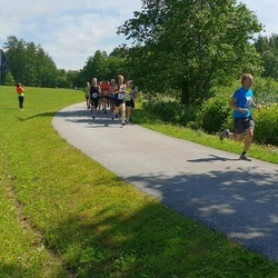 37. jooks ümber Pühajärve - Siim Susi (21), Marek Salla (582)