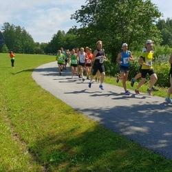 37. jooks ümber Pühajärve - Lauri Luik (10), Jaanus Mäe (16), Siim Susi (21)