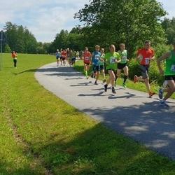 37. jooks ümber Pühajärve - Kait Vahter (11), Kain Väljaots (15), Priit Tuubel (38), Tauri Tinast (618), Ain Fjodorov (719)