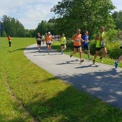 37. jooks ümber Pühajärve - Priit Kajari (18), Lauri Pihlak (521), Marek Truumaa (631)