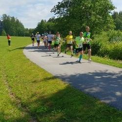 37. jooks ümber Pühajärve - Arno Raadom (42), Renat Vafin (57), André Kaaver (355), Dmitri Voronin (656)