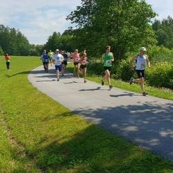 37. jooks ümber Pühajärve - Sander Pihlak (37), Hektor Uustalo (40), Adele Tamberg (604), Raul Kangur (753)