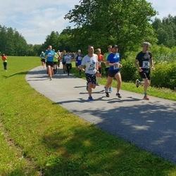 37. jooks ümber Pühajärve - Heimar Pehk (47), Andreas Meister (90), Raul Roots (570)