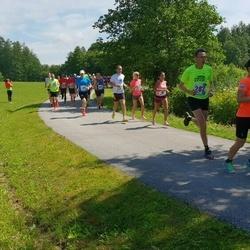 37. jooks ümber Pühajärve - Kait Vahter (11), Kitty Kubo (49), Toomas Piigli (105), Ülari Alamets (282)