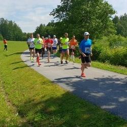 37. jooks ümber Pühajärve - Eduard Kimask (24), Indrek Karolin (44), Ilmar Koolmeister (85), Ero Helemäe (326), Mart Roosimägi (568)