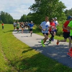 37. jooks ümber Pühajärve - Olle Selliov (65), Toivo Tinast (72), Vahur Luts (81)