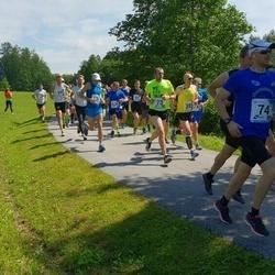 37. jooks ümber Pühajärve - Kaarel Koitne (73), Silver Koit (385)