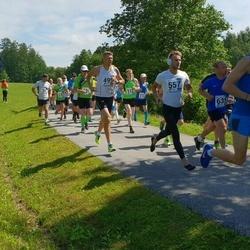 37. jooks ümber Pühajärve - Talis Nurk (499), Richard Reim (557), Margus Udeküll (635)