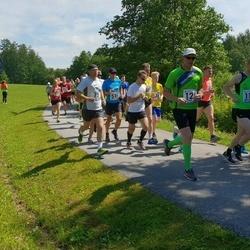 37. jooks ümber Pühajärve - Peep Nurm (75), Renno Rehtla (112), Heigo Paide (128), Margus Pedaste (516)