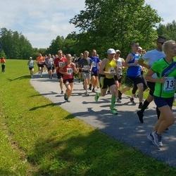 37. jooks ümber Pühajärve - Gunnar Koitne (118), Evelin Kisand (133), Ela Vulla (657)