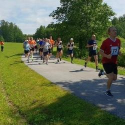 37. jooks ümber Pühajärve - Avo Kirsipuu (45), Martti Klaus (721)
