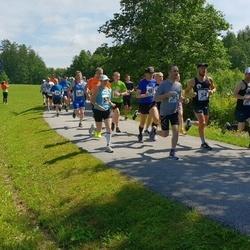 37. jooks ümber Pühajärve - Taavi Varb (54), Kristo Hütt (95), Margus Muld (481)