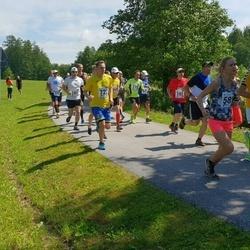 37. jooks ümber Pühajärve - Märt Jõekäär (110), Enn Sihver (111), Jaak Muug (165), Raine Hirve (169), Heli Sepping (589), Priit Taalmann (722)