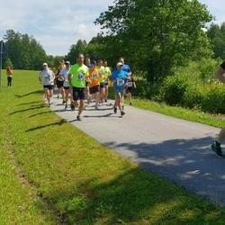37. jooks ümber Pühajärve - Maksim Gluhhovtsenko (99), Aimi Pihel (145), Risto Reinumägi (560), Indrek Vaher (641), Aarne Vasarik (703)