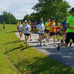 37. jooks ümber Pühajärve - Kati Arumäe (189), Risto Reinumägi (560)