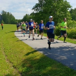 37. jooks ümber Pühajärve - Hillar Vainjärv (130), Taivo Teder (611), Merilyn Tüür (634)