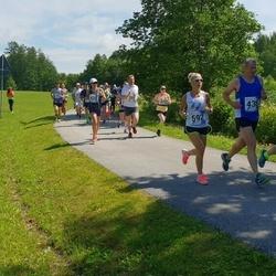 37. jooks ümber Pühajärve - Richard Leemits (438), Mikk Maran (470), Kristel Sillaots (592), Merilyn Tüür (634)