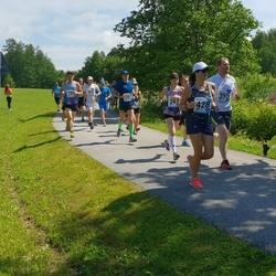 37. jooks ümber Pühajärve - Kersti Hiiemaa (335), Filipp Kruusvall (395), Katrin Laikre (428), Tarvo Jürimäe (701)
