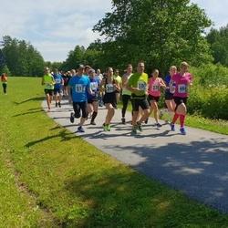 37. jooks ümber Pühajärve - Heino Lahe (167), Ahto Jaska (180), Triinu Haavapuu (320), Külli Hunt (338), Albina Maltis (468), Tiit Pertel (517)