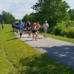 37. jooks ümber Pühajärve - Kristiina Männi (122), Merilyn Martis (474), Ants Reinumägi (559)