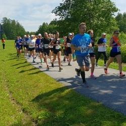 37. jooks ümber Pühajärve - Kristiina Männi (122), Ave Kargaja (143), Ivo Hindreus (160), Valeri Kääpa (418), Ragnar Põllukivi (549)
