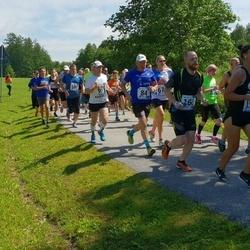37. jooks ümber Pühajärve - Uno Markson (84), Ivo Hindreus (160), Aare Saliste (580), Margus Mäll (670)