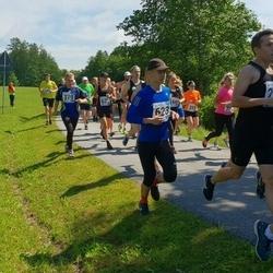 37. jooks ümber Pühajärve - Martin Kilp (379), Erki Toomemägi (623), Tii Usin (638)