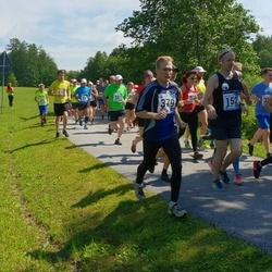 37. jooks ümber Pühajärve - Tarmo Õmblus (152), Mirjam Aun (166), Bruno Münter (177), Allan Toim (181), Martin Kilp (379)