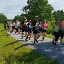 37. jooks ümber Pühajärve - Riho Jesse (164), Soile Sild (211), Ester Peterson (520), Mihkel Meerits (691), Kätlin Küünemäe (717)