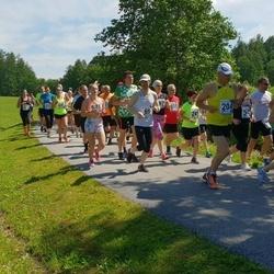 37. jooks ümber Pühajärve - Paavo Heil (69), Heini Viilup (204), Heli Säde (260), Agnes Pärnamägi (542), Kertu Heil (678)