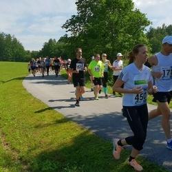 37. jooks ümber Pühajärve - Meelis Jurn (135), Madis Ennuste (171), Tambet Laasik (425), Annika Liiv (450), Andrus Kukk (695)