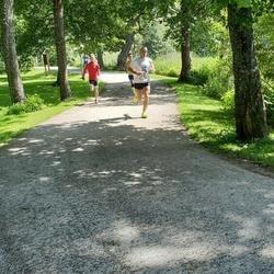 37. jooks ümber Pühajärve - Toivo Tinast (72)