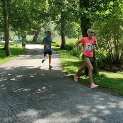 37. jooks ümber Pühajärve - Piret Tikva (71), Ando Hermsalu (334)