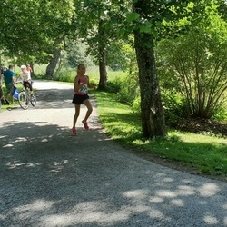 37. jooks ümber Pühajärve - Adele Tamberg (604)