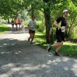 37. jooks ümber Pühajärve - Armin Soosalu (77), Aarne Vasarik (703)