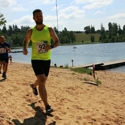 37. jooks ümber Pühajärve - Aleksei Ronkel (92)
