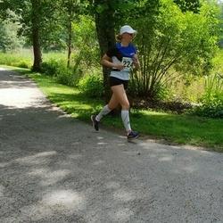 37. jooks ümber Pühajärve - Katrin Peterson (224)