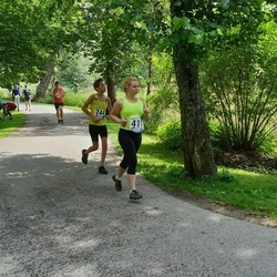 37. jooks ümber Pühajärve - Anna Kuznetsova (411), Joosep Vahter (744)