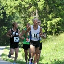 37. jooks ümber Pühajärve - Ago Veilberg (12), Siim Susi (21)