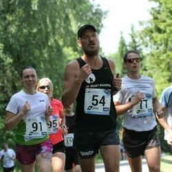 37. jooks ümber Pühajärve - Taavi Varb (54), Armin Soosalu (77), Triin Preem (91), Tambet Pikkor (524)