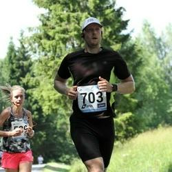 37. jooks ümber Pühajärve - Aarne Vasarik (703)