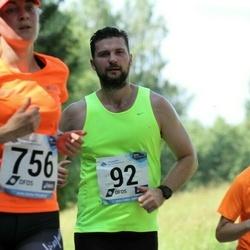 37. jooks ümber Pühajärve - Aleksei Ronkel (92), Katriin Ivanov (756)