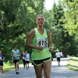 37. jooks ümber Pühajärve - Annely Kärema (415)