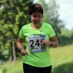 37. jooks ümber Pühajärve - Agnes Siniorg (245)