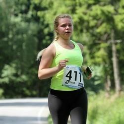 37. jooks ümber Pühajärve - Anna Kuznetsova (411)