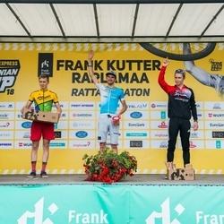 16. Raplamaa Frank Kutter Rattamaraton