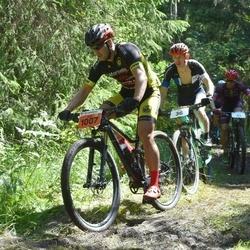 16. Raplamaa Frank Kutter Rattamaraton - Janek Resev (36), Mirko Põldma (1007)