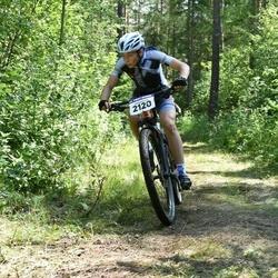 16. Raplamaa Frank Kutter Rattamaraton - Johann Mattias Puuorg (2120)